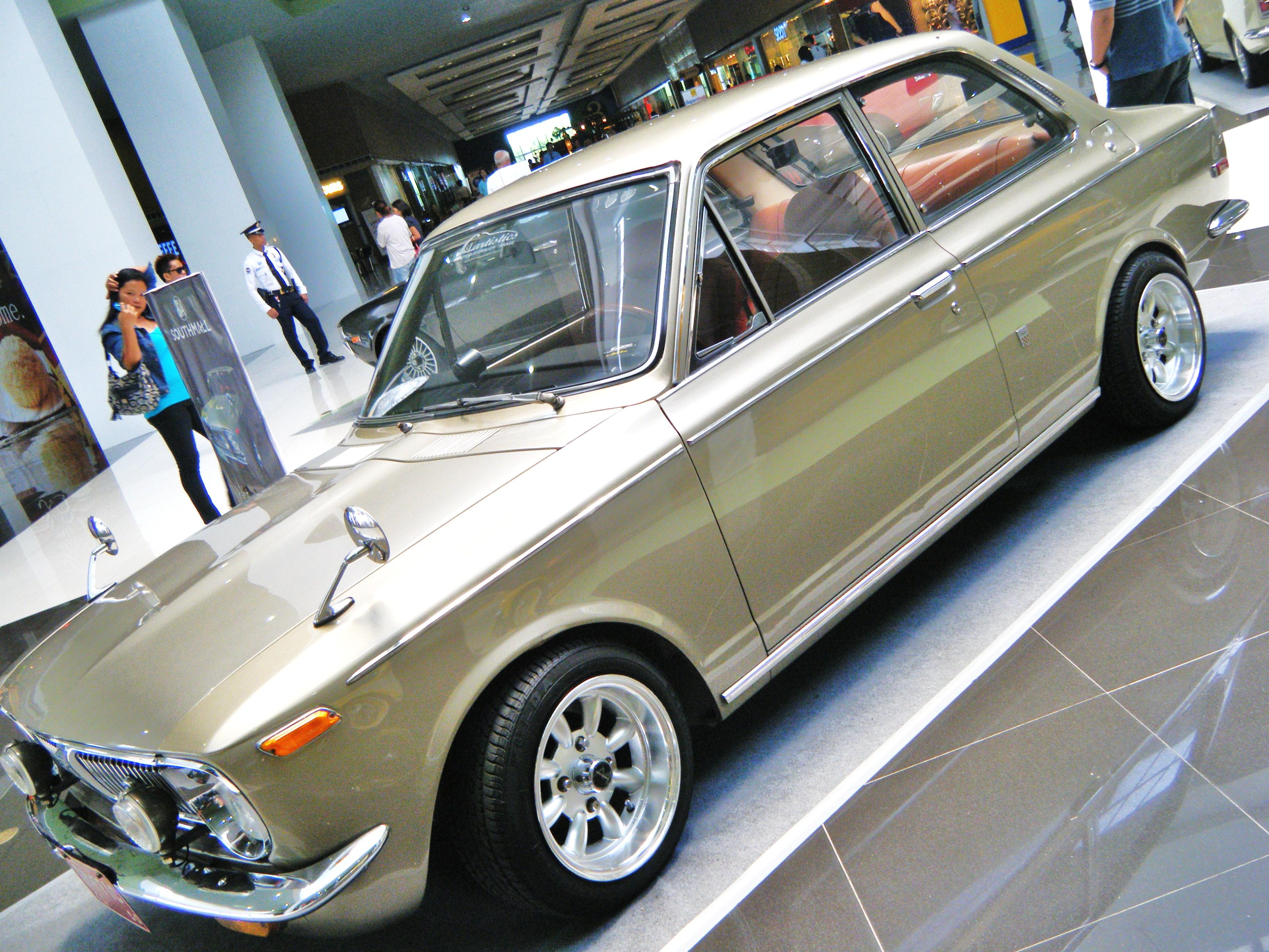 1964 Toyota Corolla Sprinter My Sweetpainteddreams